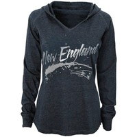 New England Patriots Junior Collection Fabulous Hoodie – Navy Blue