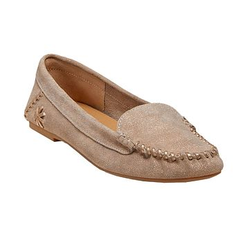 Millie Leather Moccasin by Jack Rogers