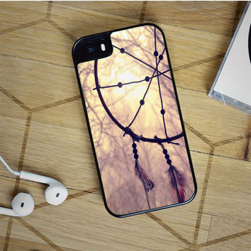 dream catcher at the sea side iPhone 5(S) iPhone 5C iPhone 6 Samsung Galaxy S5 Samsung Galaxy S6 Samsung Galaxy S6 Edge Case, iPod 4 5 case