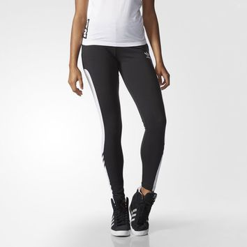 adidas Planetary Power Leggings - Black | adidas US