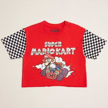 Super Mario Kart Graphic Tee
