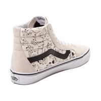 Disney and Vans Sk8 Hi 101 Dalmations Skate Shoe