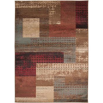 Surya Riley Modern Red RLY-5004 Area Rug