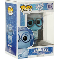 Funko Disney Pop! Inside Out Sadness Vinyl Figure