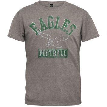 Philadelphia Eagles - Vintage Logo Soft T-Shirt