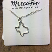 Mecca Fox She's like Texas Necklace