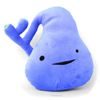 Gigantic Gallbladder Plush - You've Got Gall!