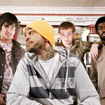 """Gym Class Heroes Poster 16""""x24"""""""
