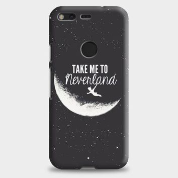 Peter Pan Take To Me Neverland Google Pixel 2 Case | casescraft