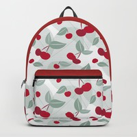 Cherry Time Backpack by mirimo