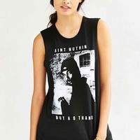 Snoop Dogg Graphic Muscle Tee