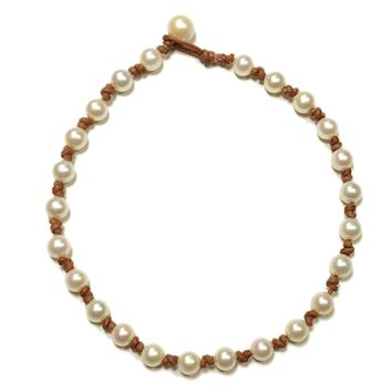 Wendy Mignot | All Around the World Freshwater Necklace