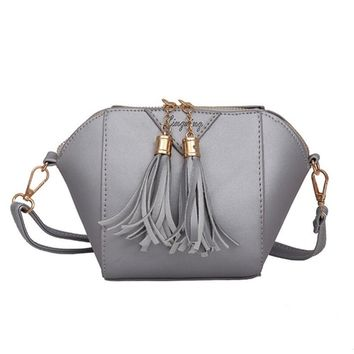 Women's Fringe Cross-body Bag Handbags