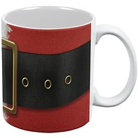 Christmas Santa's Favorite Mug All Over Coffee Mug
