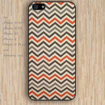 iPhone 6 case colorful chevron iphone case,ipod case,samsung galaxy case available plastic rubber case waterproof B045