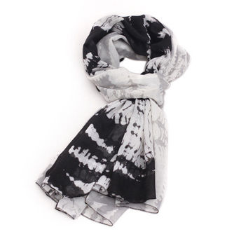 Summer Korean Cotton Scarf [6047071553]