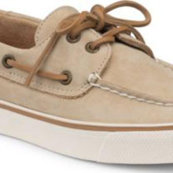 Sperry Top-Sider Bahama Washable 2-Eye Boat Shoe Sand, Size 5.5M  Women's Shoes