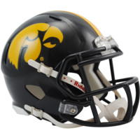 Iowa Speed Mini Helmet - Iowa Hawkeyes - H-L - College Football - Collectibles