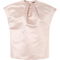 Duchesse Satin Top by Rochas - Moda Operandi