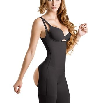 Shapewear - Girdle - Body Shaper - Waist Shaper - Body Shapers - Girdles - Body Shaper for Women - Best Shapewear - Shaper - Postpartum Girdle - Colombia Clothes - 1382 Ultra Butt-Lifting Full Body Shaper