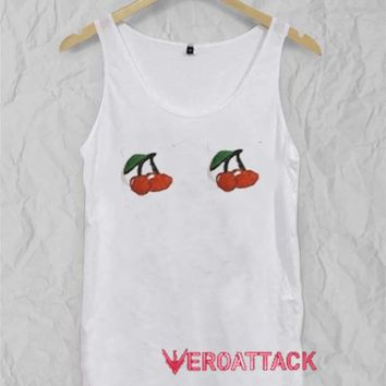 Little Cherry New Adult Tank Top Men And Women