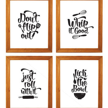 Wall Art For Kitchen shop kitchen wall art sets on wanelo