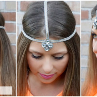 Greek Glam | Bling Headband