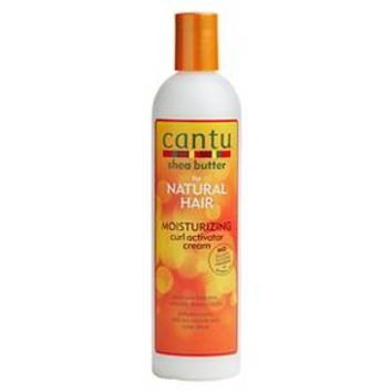 Cantu Natural Hair Moisturizing Curl Activator Cream - 12 fl oz