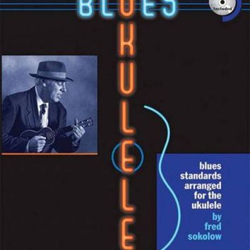 CREYCY2 Blues Ukulele: A Jumpin' Jim's Ukulele Songbook