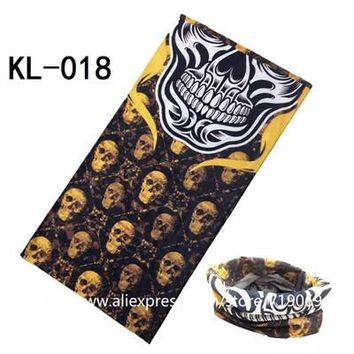 Hood Wicking seamless scarf Bicycle Motorcycle Variety Turban Magic Headband Veil Multi Head Scarf Scarves Bandanas