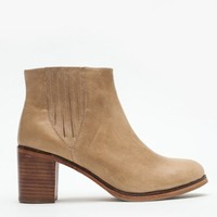 Wolverine by Samantha Pleet / Arc Boot in Taupe