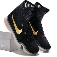 Nike kobe 10 Fashion Casual High-Top Shoes