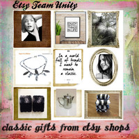 Classic Gifts From Etsy Shops