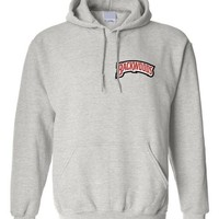 "Backwoods Embroidered ""Grey"" Hoodie"