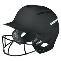 DeMarini Paradox Batting Helmet with Softball Mask