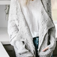 Feeling Warm Cardigan