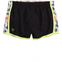 Printed Inset Track Shorts | Girls {category} {parent_category} | Shop Justice