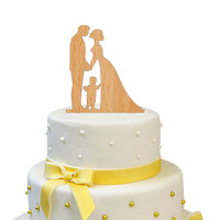 Wedding Cake Topper bride and groom Wooden Rustic Wedding Topper Wood Wedding Cake Topper Mr and Mrs Topper Wedding
