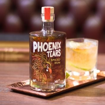 Phoenix Tears Spiced Rum | FIREBOX\u00ae