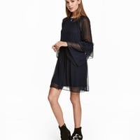 H&M Chiffon Dress $29.99