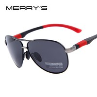 Mens Sport Style Polarized Sunglasses
