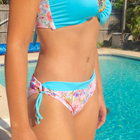 Beach Swimwear Bikini Strapless Bathing Suit