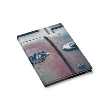 Jeep Thing Journal - Blank