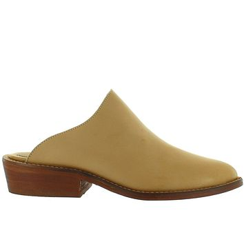 Musse & Cloud Michelle - Natural Leather Mule