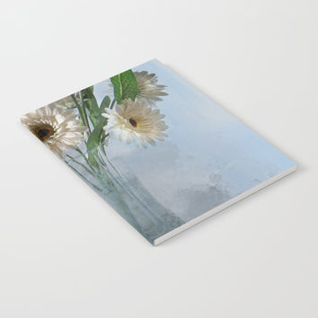 Wildflower Still LIFE Notebook by Theresa Campbell D'August Art