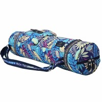 Yoga Mat Backpack Or Fitness Gym Shoulder Bag.