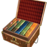 Harry Potter Hardcover Boxed Set #1-7 - Hardcover - The Scholastic Store