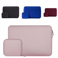 MOSISO Waterproof Designer Laptop Case Bag 11.6 13.3 15.6inch Sleeve Cover For Macbook Air/Pro/Asus Notebook Computer Bag Female