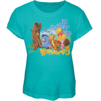 Winnie the Pooh - Rather Be Wondering Girl's T-Shirt