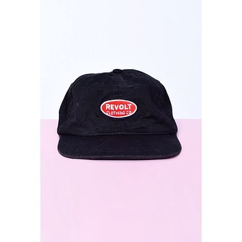 Black Revolt Dad Hat
